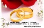 CASAMENTO E DIVORCIO 6