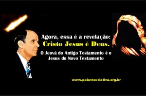 CRISTO JESUS É DEUS 3