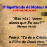 FILHO DE DEUS REVELAÇÃO 2
